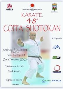 2016 Coppa Shotokan Invito a Cena