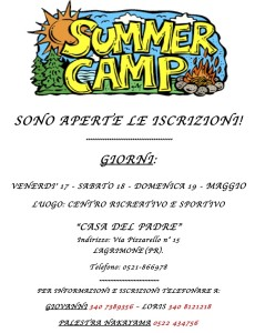 PROGRAMMA SUMMER CAMP 2019 copia