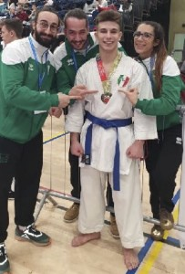 Karate articolo mondiali fska 2019